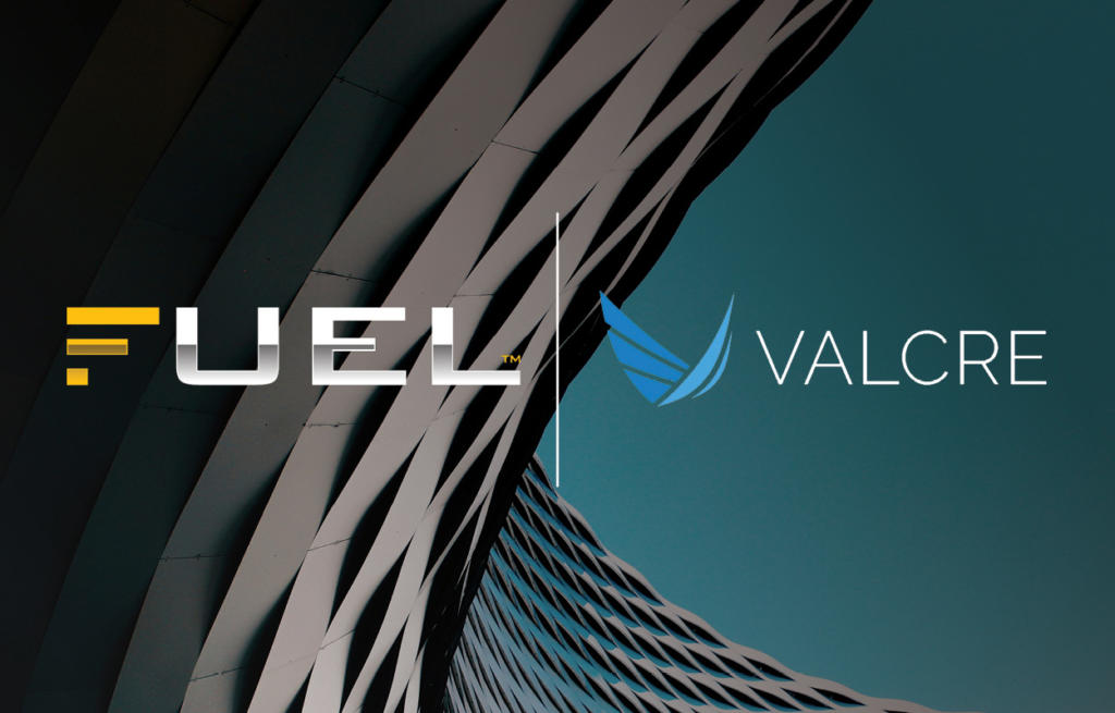 FUEL Enterprises Announces Integration Partnership with Valcre